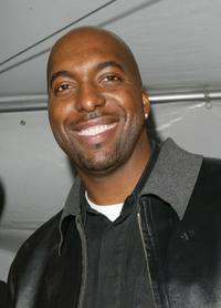 John Salley at the 2003 Tall Pony Radio Music Awards.