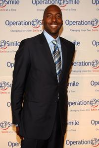 John Salley at the 2009 Smile Event.