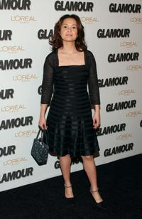 Lea Salonga at the 16th Annual Glamour Magazine