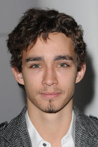 Robert Sheehan at the UK Premiere of