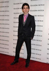Robert Sheehan at the after party of the premiere of