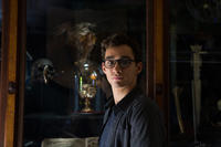 Robert Sheehan as Simon Lewis in