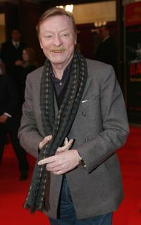 Otto Sander at the premiere of