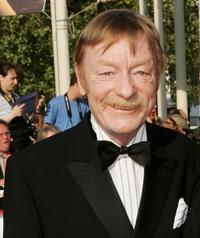 Otto Sander at the German Film Awards (Deutscher Filmpreis).