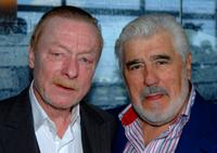 Otto Sander and Mario Adorf at the jubilee brunch to celebrate the 35th jubilee of