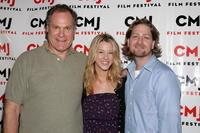 Jay O. Sanders, Kim Shaw and Director Greg Chwerchak at the screening of
