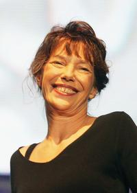 Jane Birkin at the Entente Cordiale 100th anniversary concert