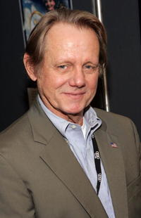 William Sanderson at the American Film Market.