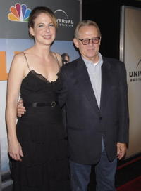 William Sanderson and Robin Weigert at the premiere of