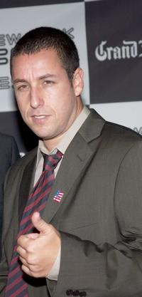 Adam Sandler at the screening of