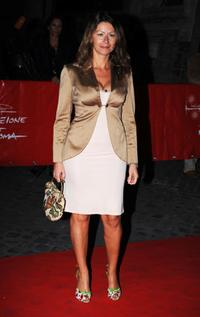 Amanda Sandrelli at the 3rd Rome International Film Festival.