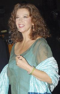 Stefania Sandrelli at the opening night of Rome Film festival.