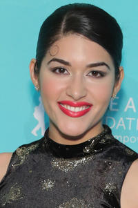 Stephanie Andujar at the Spirit of the Dream Gala in New York City.