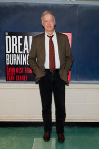 Reed Birney at the opening night of