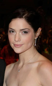 Janet Montgomery at the premiere of
