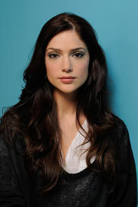 Janet Montgomery at the portrait session of
