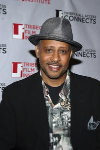 Ruben Santiago-Hudson at the TAA Closing Night Party during the 5th Annual Tribeca Film Festival.