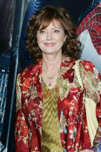 Susan Sarandon at the premiere of