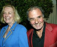 Alice Romano and Massimo Sarchielli at the after party premiere of