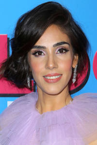 Sandra Echeverria at the premiere of