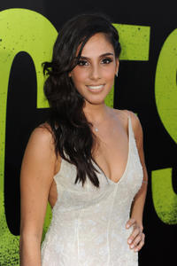 Sandra Echeverria at the California premiere of