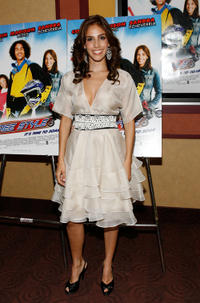 Sandra Echeverria at the New York premiere of