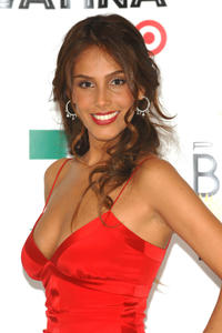 Sandra Echeverria at the 2007 Billboard Latin Music Awards.
