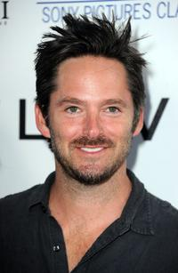 Scott Cooper at the premiere of