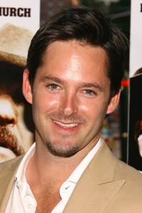Scott Cooper at the premiere screening of