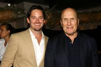 Scott Cooper and Robert Duvall  at the  after party of the premiere screening of