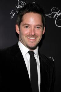 Scott Cooper at the Lifestyle Luxury Oscar party.