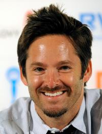 Scott Cooper at the 45th Karlovy Vary Film Festival.