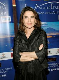 Lina Sastri at the 3rd annual Los Angeles Italia-Film Fashion & Art Fest.