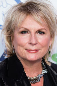 Jennifer Saunders at the Collars and Coats Ball 2017 in London.