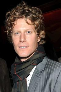 Eric Sheffer Stevens at the after party of the New York premiere of