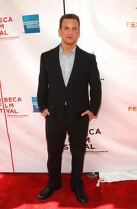 Ben Savage at the premiere of