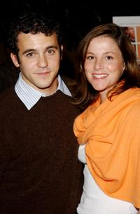 Fred Savage at the premiere of