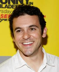 Fred Savage at the Season 4 DVD launch party of It's Always Sunny In Philadelphia.