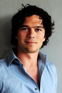 Luke Arnold at the 2009 Giffoni Film Festival.