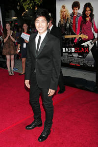 Tim Jo at the  California premiere of