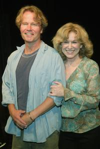 John Savage and Mary Kay Place at the cast of