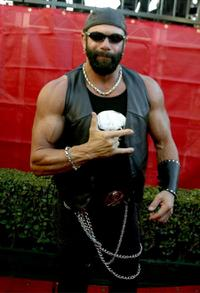 Randy Savage at the 31st Annual American Music Awards.