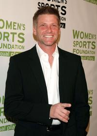 Doug Savant at the Women's Sports Foundations Billie Awards.