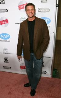 Doug Savant at the Beverly Hills 90210 at the Complete First Season 2n DVD Party.