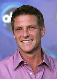 Doug Savant at the ABC TCA party.