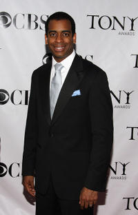 Daniel Breaker at the 62nd Annual Tony Awards in New York.