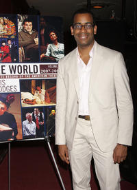 Daniel Breaker at the 64th Annual Theatre World Awards in New York.