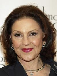 Kelly Bishop at the WB Networks'