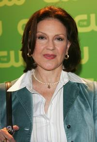 Kelly Bishop at the CW Television Network Upfront.