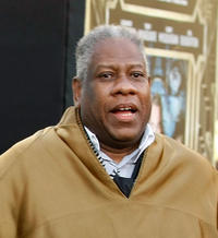 Andre Leon Talley at the World Premiere of